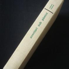NORBERT CASTERET - AVENTURI SUB PAMINT {1964}