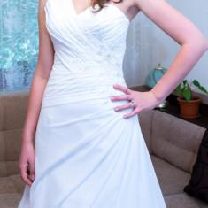 Rochie mireasa Calin Events - Princessa - Pantheon - Rochie de mireasa sirena
