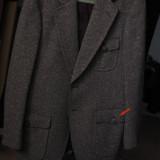 Vand sacou tweed, 100% lana - Sacou barbati, Marime: S, Culoare: Din imagine
