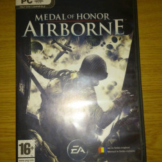 Medal of Honor Airborne PC - Jocuri PC Ea Games