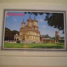 ROMANIA - CURTEA  DE ARGES - BISERICA  EPISCOPALA  SI  MANASTIREA  ARGESULUI -  NECIRCULATA.