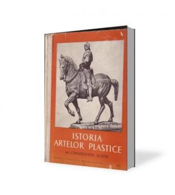 Constantin Suter-Istoria artelor plastice foto