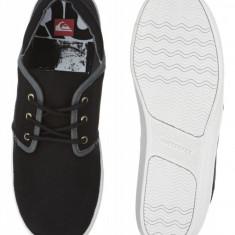 40_adidasi originali QUIKSILVER_adidasi barbati_panza_tenisi_negru_cutie - Tenisi barbati Quiksilver, Textil