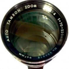 VAND OBIECTIV TAMRON AUTO 1:4 F=70-220MM, M42, IMPECABIL - Obiectiv DSLR