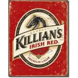 124.Reclama metalica vintage KILLIAN`S