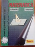 MATEMATICA Manual pentru clasa a VIII - Dana Radu, Eugen Radu, Clasa 8, Trei