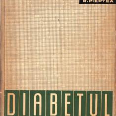 DIABETUL de I. PAVEL si R. PIEPTEA
