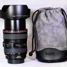Obiectiv Canon EF 24-105mm f/4L IS USM DSLR - Obiectiv DSLR Canon, Tele, Autofocus, Canon - EF/EF-S, Stabilizare de imagine