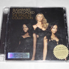 Vand cd SUGABABES-The singles collection - Muzica Dance universal records