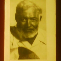 R Lupan Hemingway, scriitorul ELU 1966 - Eseu