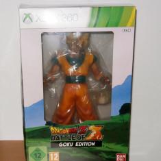 XBOX 360 - Dragon Ball Z : Battle Of Z Goku Collector's Edition , editie rara