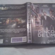 DVD ORIGINAL FILM DINCOLO DE LIMITE CU ROBERT DE NIRO, SUBTITRARE ROMANA - Film actiune