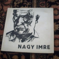 Nagy Imre - grafica