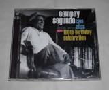 Vand cd COMPAY SEGUNDO-100th birthday celebration, warner