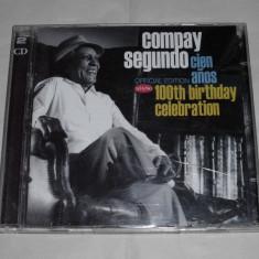 Vand cd COMPAY SEGUNDO-100th birthday celebration