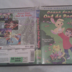 DVD FILM DESENE GOANA DUPA OUL DE PASTI, KIDS COLLECTION, 47 MINUTE, DUBLAT ROMANA - Film animatie