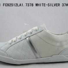 Pantofi sport dama-WINK-FS-950-1 - Adidasi dama Wink, Culoare: Alb, Marime: 40, 41