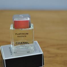 CHANEL PLATINUM EGOISTE/ LOTIUNE DUPA RAS / FLACON DE 75 ML - Parfum barbati Chanel, Apa de colonie