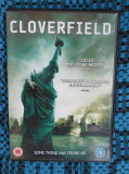 CLOVERFIELD - film DVD (original din ANGLIA, in stare impecabila!!!), Engleza