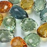 pietre Naturale safir  SAPPHIRE, Africa taiate tabla de sah, margele