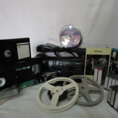 Transfer casete  pe dvd vhs PAL,vhs-c, betamax ,hi8,digital8,minidv, Romana
