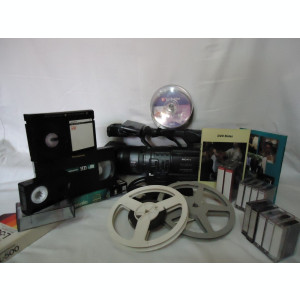 Transfer casete  pe dvd vhs PAL,vhs-c, betamax ,hi8,digital8,minidv