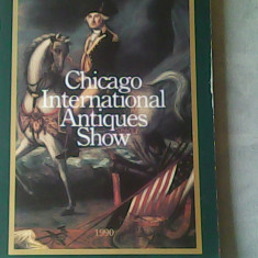 Chicago international antiques show-Furniture-silver-jewelry-fine and decorative arts - Carte in engleza