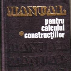 Manualul pentru calculul constructiilor-BAZELE teoretice de calcul al constructiilor