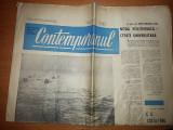Contemporanul 6 august 1965-proiectul facultatii politehnica din bucuresti