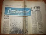 ziarul contemporanul 27 mai 1966 ( vizita lui ceausescu in iasi si suceava )