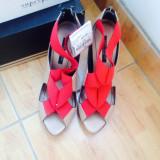 Sandale din piele Zara,marimea 39