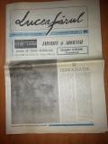 ziarul luceafarul 1 aprilie 1990