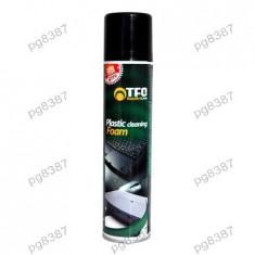 Spray tip spuma pentru curatare suprafete de plastic, 300 ml-400554