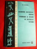 M.Gherman -Mandrine Universale pt. Strunguri si Masini rectificat 1984