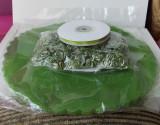 Kit 50 marturii pentru nunta - pret redus/ lichidare stoc - verde kaki
