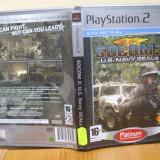 SOCOM 3 US Navy SEALs  Platinum  (PS2) (ALVio) + sute de alte jocuri PS2