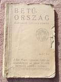 Cumpara ieftin O CARTE VECHE IN LIMBA MAGHIARA ANUL 1936 ! - Scrisoare din partea a treia grădină de flori