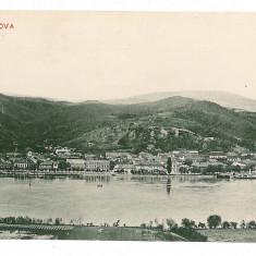 810 - ORSOVA, vedere generala - old postcard - unused - Fotografie veche