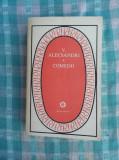 Comedii Vasile Alecsandri, Alta editura, 1984