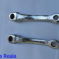 Brat Pedale scuter / moped Piaggio / Piagio Ciao / Bravo / Si - Kickstarter Moto