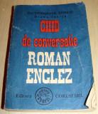 GHID de conversatie ROMAN - ENGLEZ - Diana Ionita