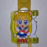 Ceas de jucarie cu capac cu fetita