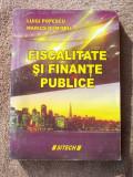 FISCALITATE SI FINANTE PUBLICE - SITECH, Alta editura