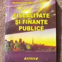FISCALITATE SI FINANTE PUBLICE - SITECH