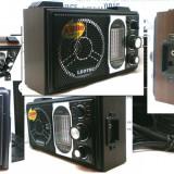 Radio Retro Portabil Leotec LT  cu acumulator intern