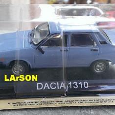 Macheta Dacia 1310 - DeAgostini  Masini de Legenda 1/43