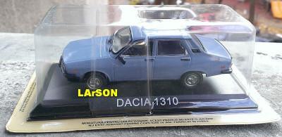Macheta Dacia 1310 - DeAgostini  Masini de Legenda 1/43 foto