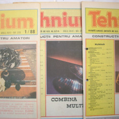 Tehnium lot 11 bc.-1988 - Revista IT