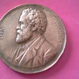 ION BRATIANU 1881 BRONZ SUPERBA - Medalii Romania