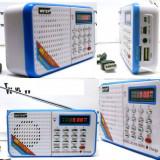 Radio cu Card si Microfon (Reportofon) - MP3 player, 32GB